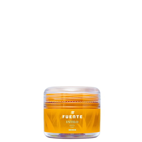 FUENTE «ESTILO». Highly fixative clay cream that gives a matte effect for hair