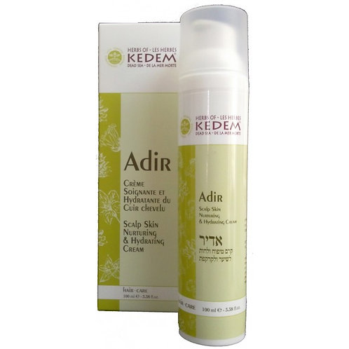 Hair Regrowth Cream; and Prostate Shrinking Topical Massage Cream - ADIR 100ml