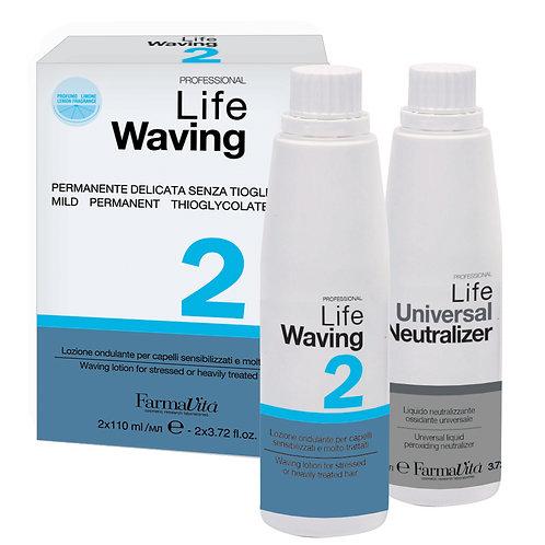 LIFE WAVING 2 - Waving Lotion 2x110ml
