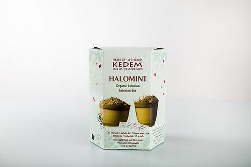HALOMINT - Успокаивающий сбор трав - 25 пакетиков