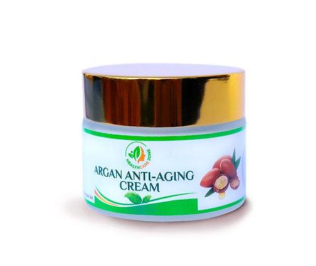 Anti-Aging Cream with Argan oil - антивозрастной крем с аргановым маслом 50мл