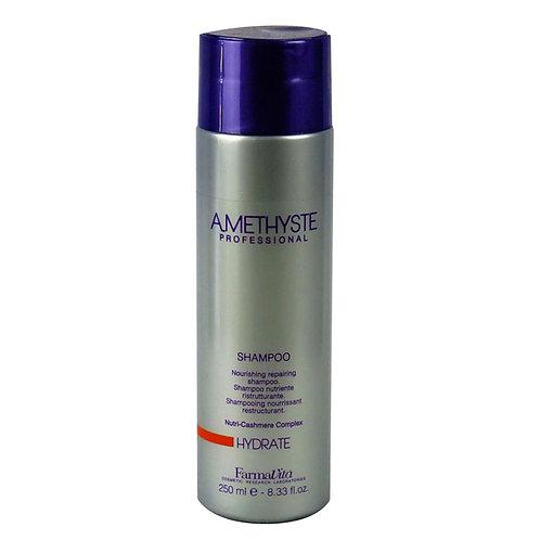 AMETHYSTE Hydrate Shampoo - niisutav ja toitev šampoon kuivadele õrnadele juustele 250ml