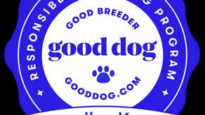Good Dog approval!