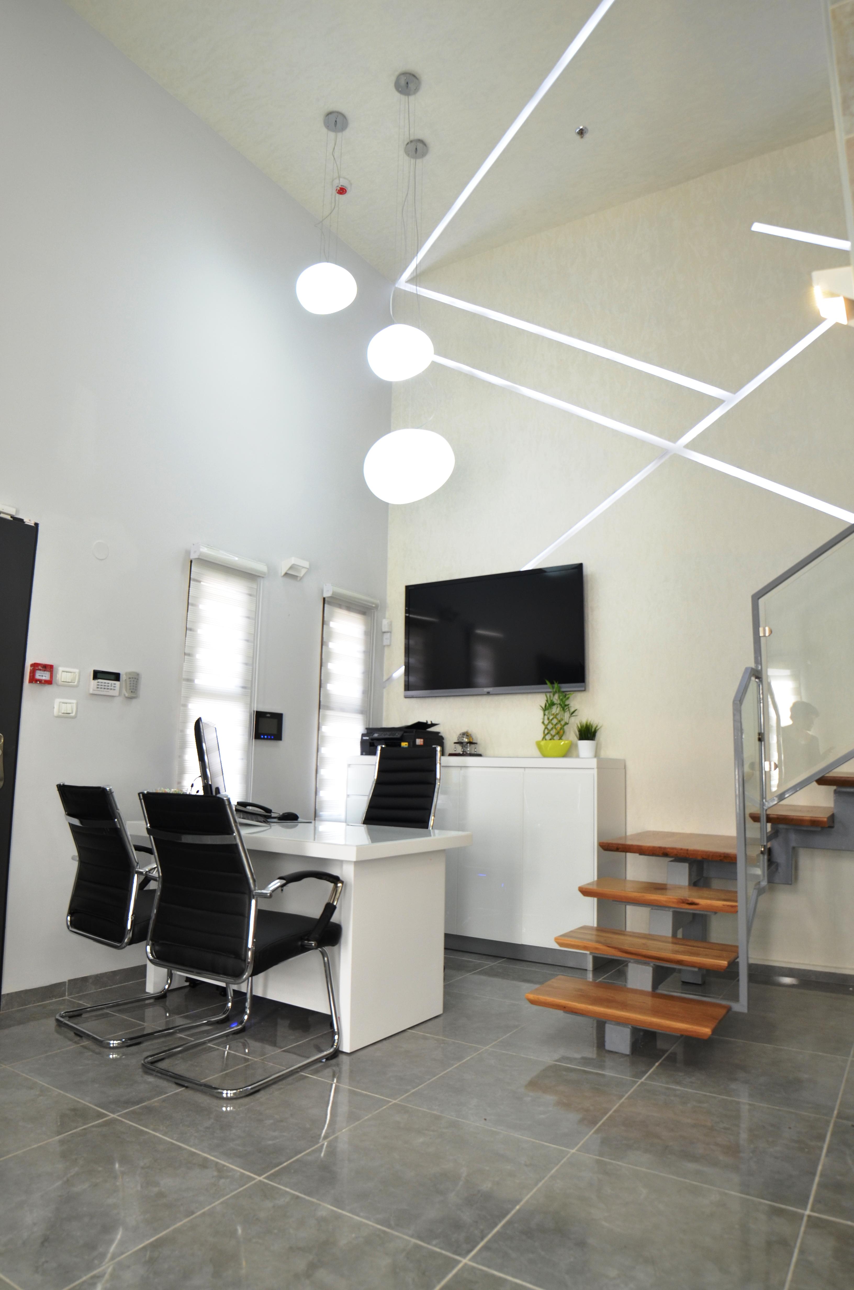 עיצוב משרד בחיפה