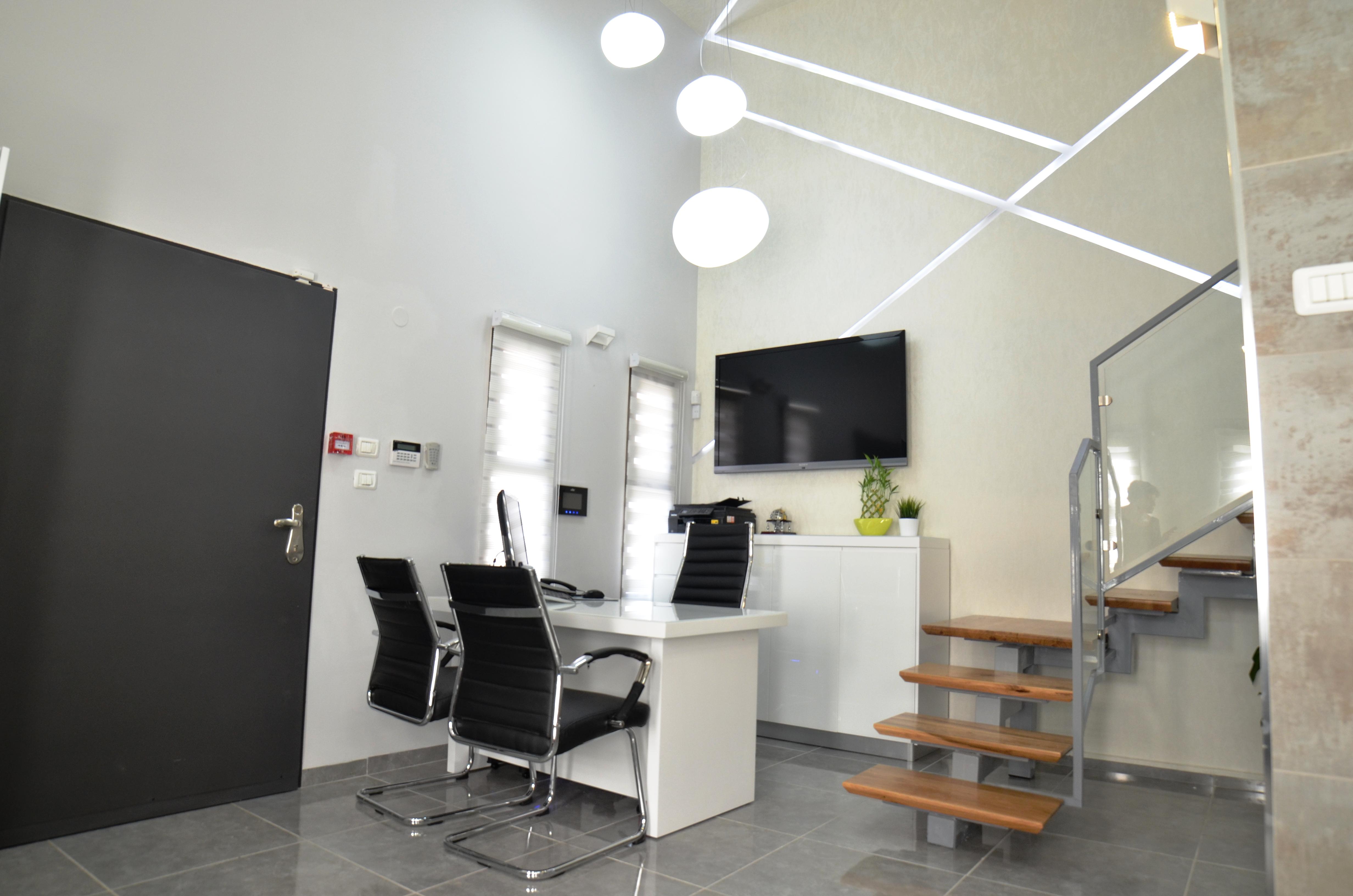 עיצוב משרד בצפון