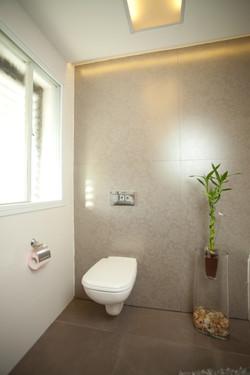 עיצוב מקלחת בצפון