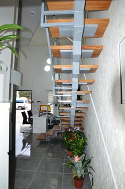 עיצוב מדרגות iv design