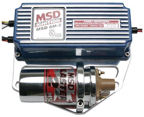 BBC Billet Aluminum Deluxe MSD 6M-2