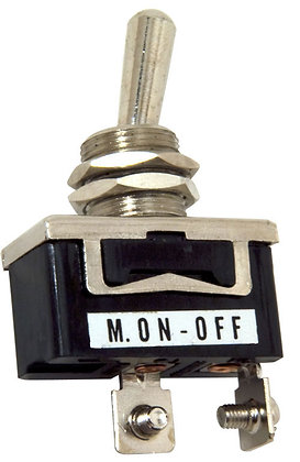 Toggle Switch Momentary On/Off Singl Standard