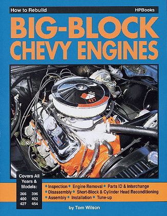 How to Rebuild Big Block Chevy Engines