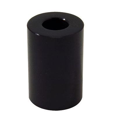 Black Anodized Aluminum Bolt Spacers