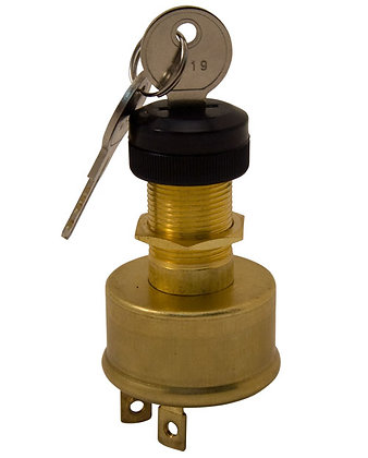 3-Position Ignition Switch