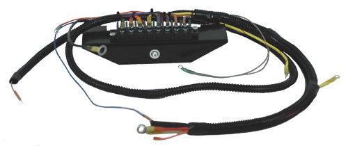 Terminal Block Style Marine Engine Wiring Harness