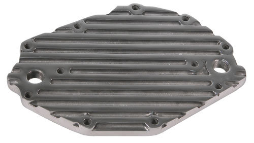 Polished Water Pump Cover Plate - 455 Olds