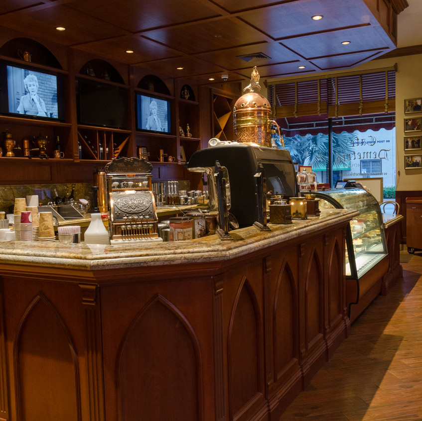 Cafe Demetrio at Coral Gables