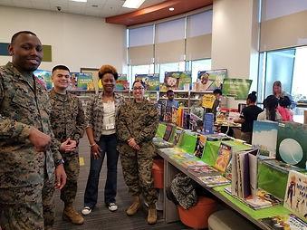 Norfolk_Parent Liaison Officer Book Fair