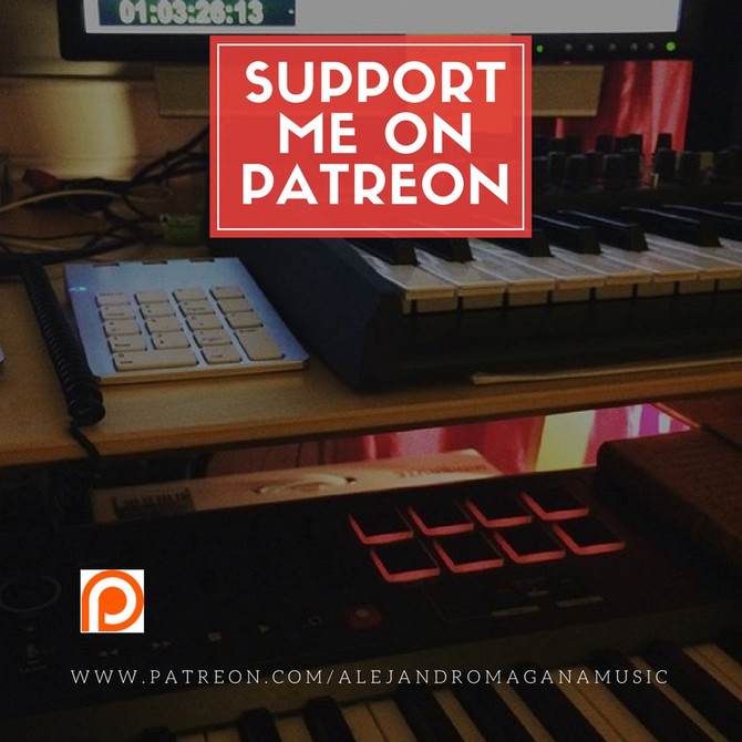 Some big news! I'm on Patreon