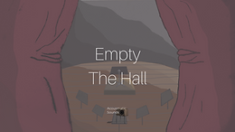 Empty The Hall