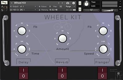 Wheel Kit SKIN
