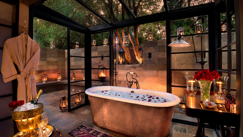 Luxury Tented Camps