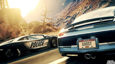 Exotic Car Chase