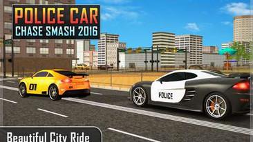 Big Action Car Chase
