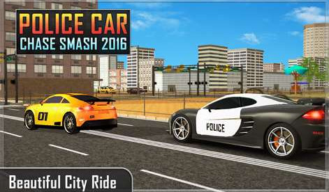 Big Action Car Chase