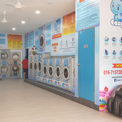 Easy Clean Laundry 3rd Outlet