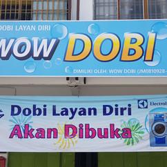 Wow Dobi 3rd Outlet