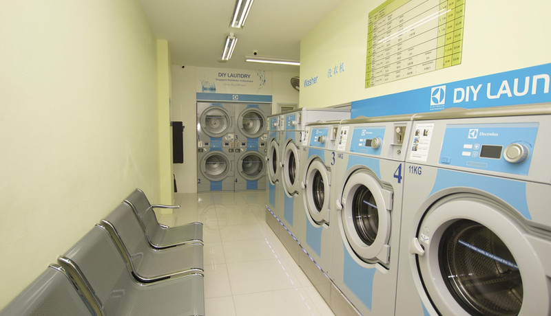 Modern Coin Laundry