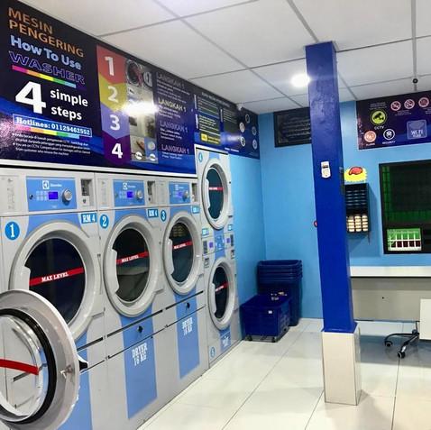 Fafa Laundry