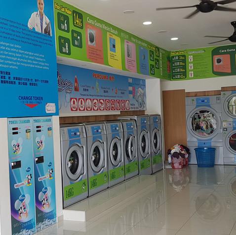 E Clean DIY Laundry