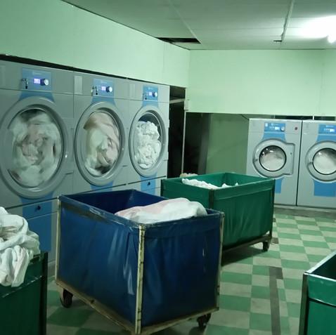 Laundry di Kilang