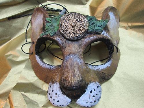 Lioness fantasy mask
