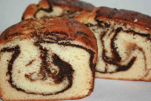 Espresso Swirl Coffeecake