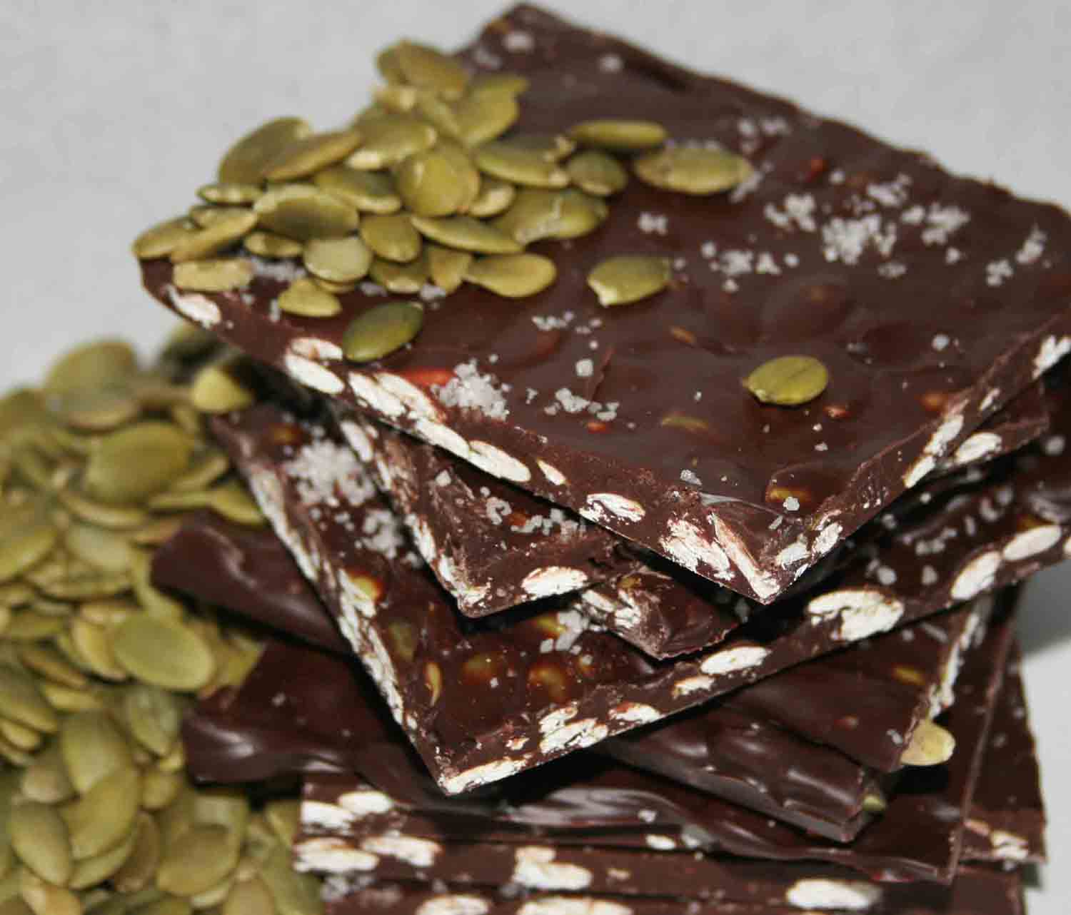 Pumpkin Bark
