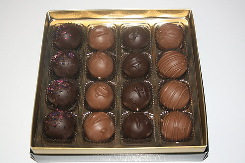 Box of 16 Truffles
