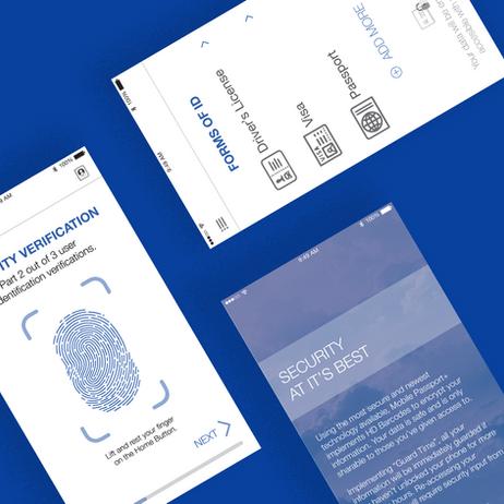 MobilePassport+ App Extension
