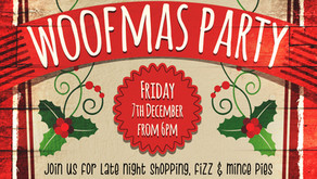 WOOFMAS PARTY!