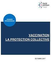 dossier immunité collective santé publiq