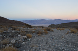 Into Badwater Basin