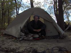 Mississippi THRU... Island camp