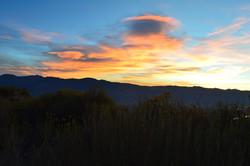 up to horseshoe meadows via 395