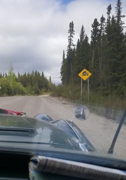 decent road grades