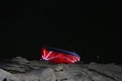 1st summit, 1st night. Mt.Whitney
