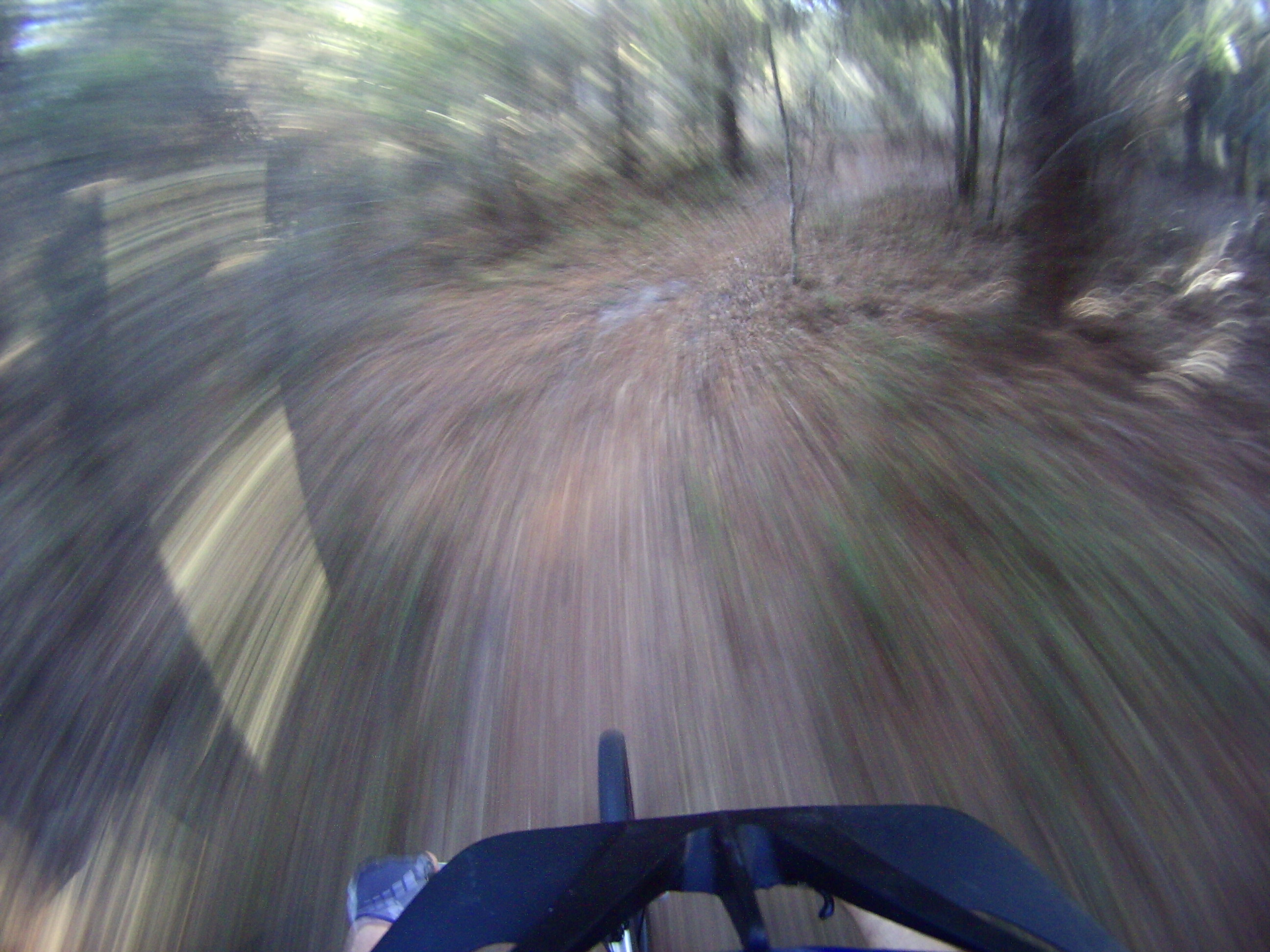 mountain biking go pro 335