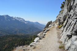High in the Sierra