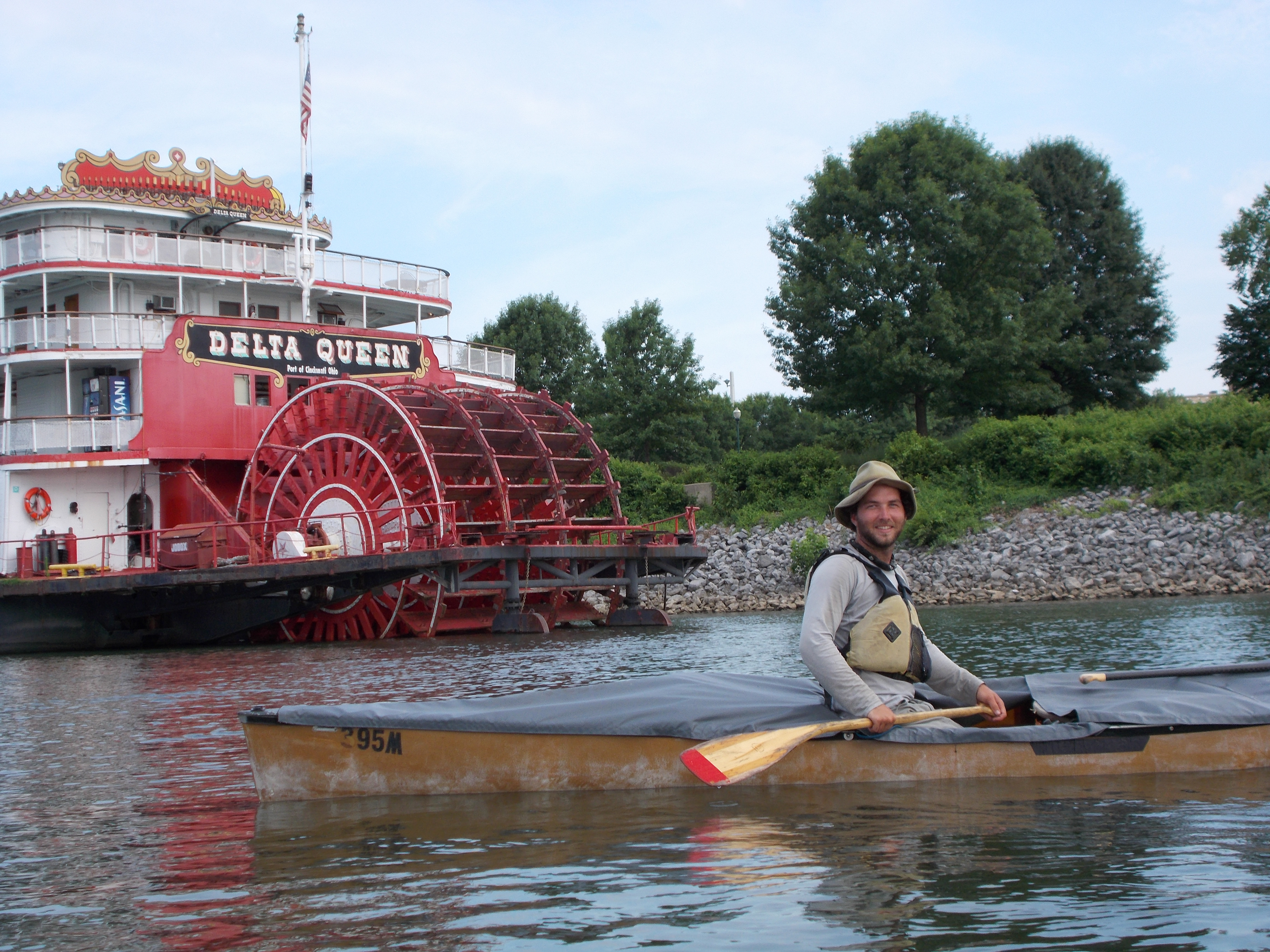 Tennessee River THRU