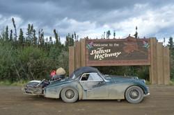 Dalton Highway, on Return
