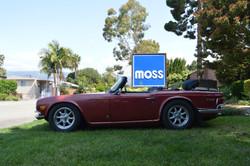 Moss Motors West Coast!
